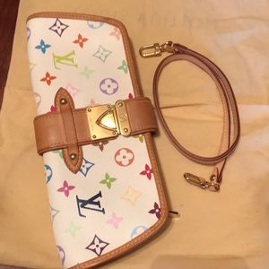 Louis Vuitton Bags - Louis Vuitton Shirley multicolor clutch